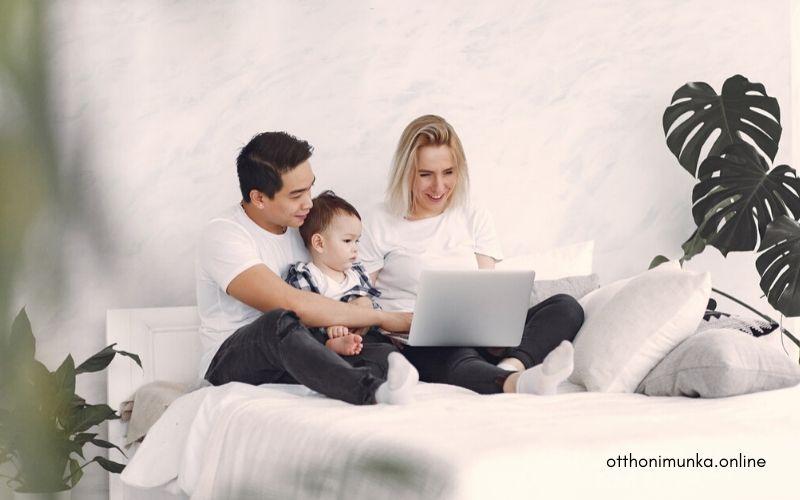 én vagyok az anya és az otthoni munka