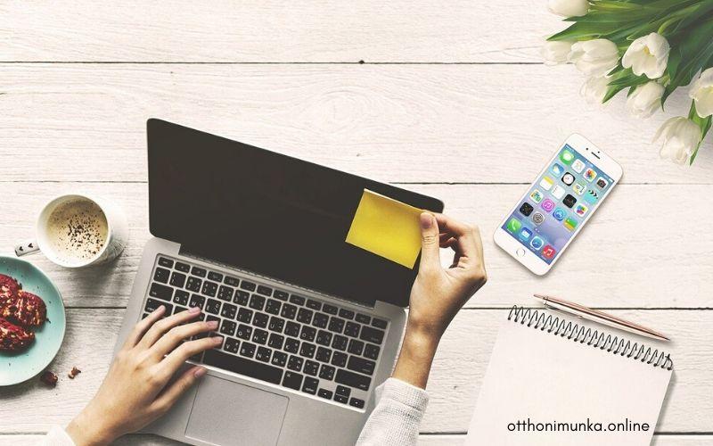 10 online munka, amelyet otthonról végezhet