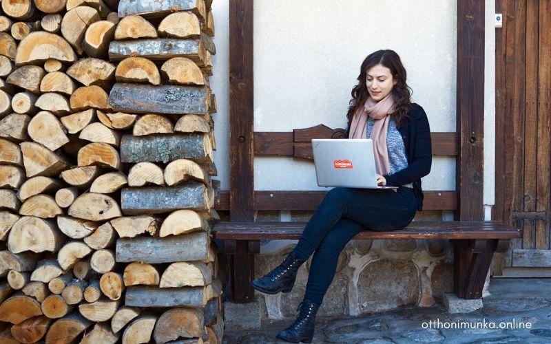 Online munka otthonról