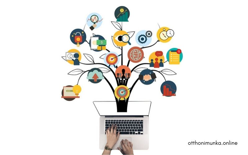 Az online marketing otthoni munka területei